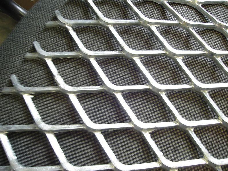 Chapa expandida braganfer - Muebles de chapa metalica ...