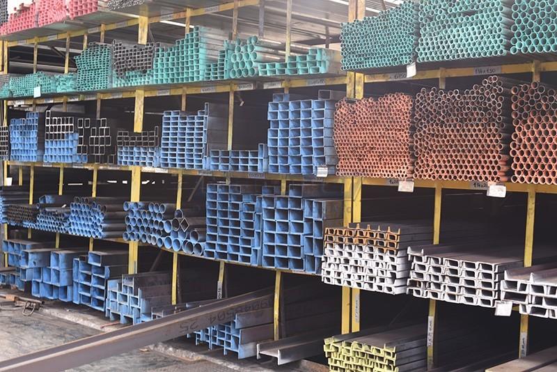 Metalon redondo galvanizado