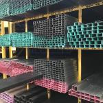 Tubo aço metalon