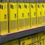 Eletrodo esab distribuidor